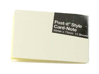 Post-it Card-Note